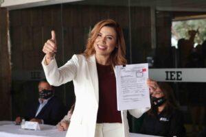 Marina del Pilar se registra